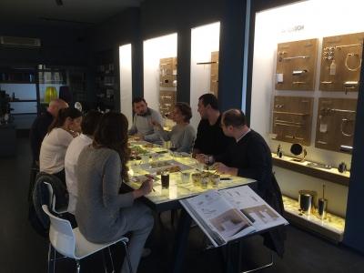 30.10.2015 Kreatif Mimarlık 2.Grup
